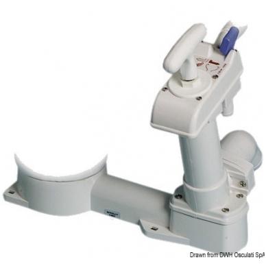 Atsarginė WC pompa su rankenėle