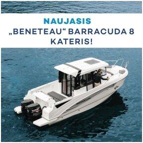"Naujasis ,,Beneteau Barracuda 8"" kateris"
