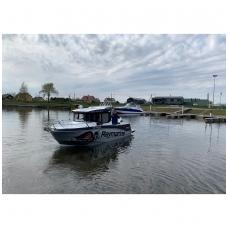 "Katerio ""Beneteau"" Barracuda 7 pardavimas"