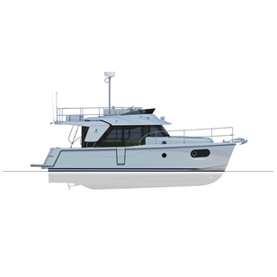 """Beneteau"" Swift Trawler 30"