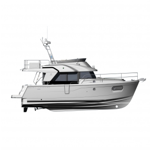 """Beneteau"" Swift Trawler 35"