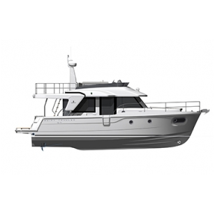 """Beneteau"" Swift Trawler 41 Fly"