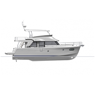 """Beneteau"" Swift Trawler 47"