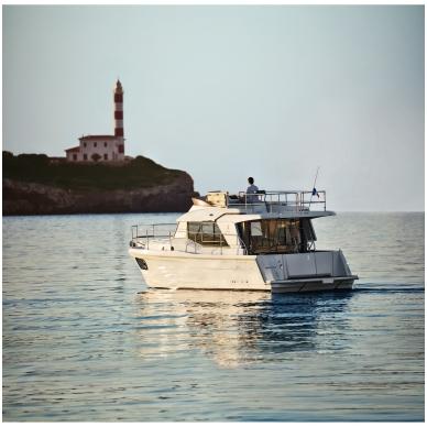 """""""Beneteau"""" Swift Trawler 30 4"""