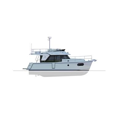 """""""Beneteau"""" Swift Trawler 30"""