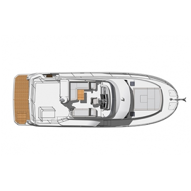 """Beneteau"" Swift Trawler 41 Fly 2"