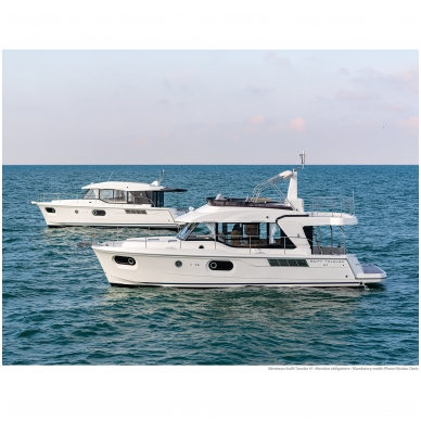 """Beneteau"" Swift Trawler 41 Fly 4"
