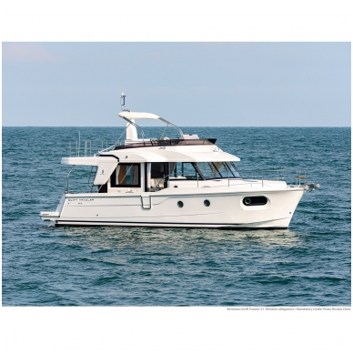 """Beneteau"" Swift Trawler 41 Fly 3"
