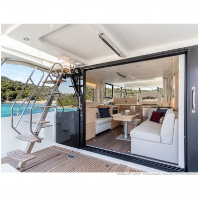 """Beneteau"" Swift Trawler 44 9"