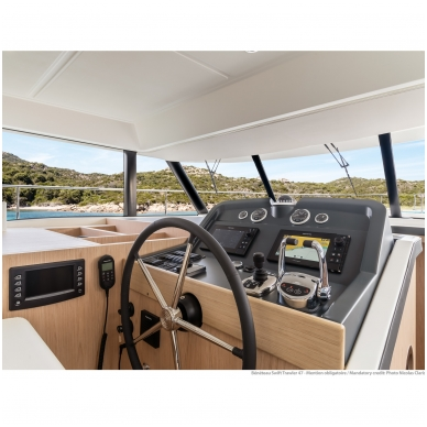 """Beneteau"" Swift Trawler 44 10"