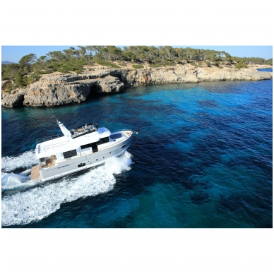 """Beneteau"" Swift Trawler 50 3"
