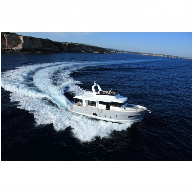 """Beneteau"" Swift Trawler 50 5"