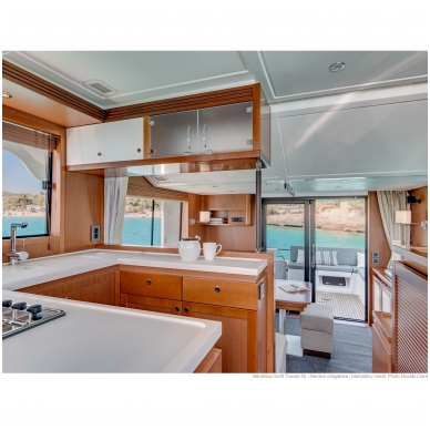 """Beneteau"" Swift Trawler 50 8"