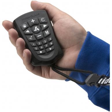 "Elektrinis variklis ""Motorguide"" XI5-55 SW 60"" 12V GPS 5"