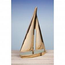 Figūrėlė jachta 28 cm