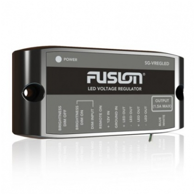 """Fusion"" aparatūros LED apšvietimo reguliatorius"