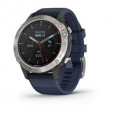 GARMIN išmanusis laikrodis Quatix 6, pilkas