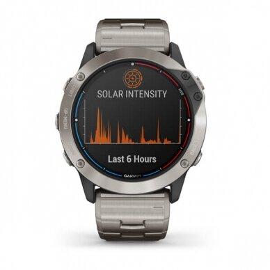GARMIN išmanusis laikrodis Quatix 6X Solar 2