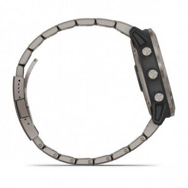 GARMIN išmanusis laikrodis Quatix 6X Solar 11
