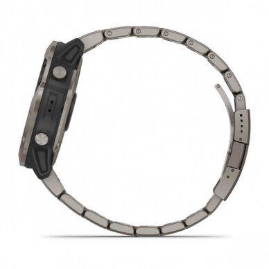 GARMIN išmanusis laikrodis Quatix 6X Solar 9