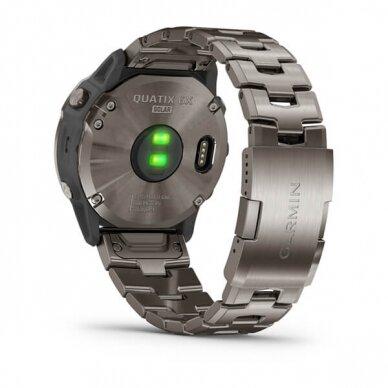 GARMIN išmanusis laikrodis Quatix 6X Solar 10