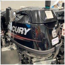 """Kas geriau? Pakabinamas benzininis variklis """"Mercury"""" F6 ar """"Suzuki"""" DF6?"""