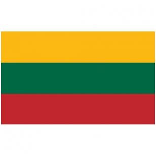 Lietuvos vėliava, lipdukas