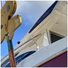 """Motorinės jachtos """"Azimut"""" 40S pardavimas"""