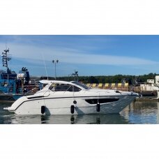 "Motorinė jachta ""Azimut"" Atlantis 34"