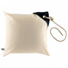 Neperšlampamų pagalvėlių rinkinys - kreminė spalva