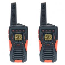 Nešiojamos COBRA Walkie Talkies racijos AM1035 FLT, du vienetai