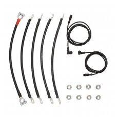 Papildomas kabelių jungtys
