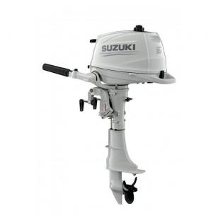 """Pakabinamas variklis """"Suzuki"""" DF6 AS, baltas"""