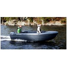 Plastikinė valtis Pioner 12 Maxi