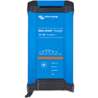 "Profesionalus įkroviklis ""Victron Energy"" Blue Smart IP22 12/30(3), 230V UK"