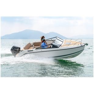 """""""Quicksilver"""" Activ 675 Cruiser"""
