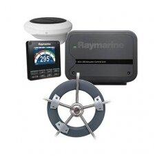 "Autopilotas ,,Raymarine"" EV-100, wheel"