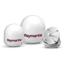 """""""Raymarine"""" satelitinė TV sistema Europai"""