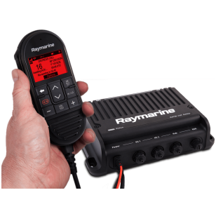 """Raymarine"" VHF Black Box Ray 90"
