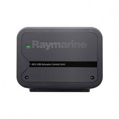 "Autopilotas ,,Raymarine"" EV-100, wheel 4"