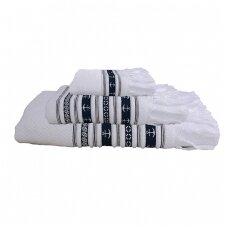 Santorini rankšluosčių rinkinys, balti