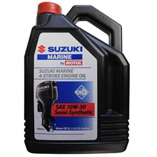 """""""Suzuki Marine"""" 10W-30 tepalas 4T varikliams,  5 l"""