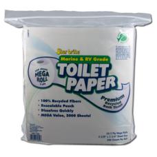 Tualetinis jūrinis  WC popierius, 4 rulonai