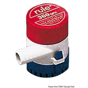 """Vandens pompa, siurbliukas """"Rule 500"""", 12V"""