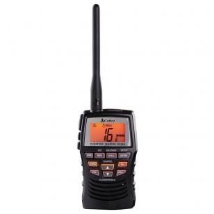 VHF nešiojama racija COBRA Marine MR HH 150F LTE