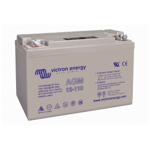 """Victron Energy"" akumuliatorius AGM Deep Cycle Batt. 12V/110"