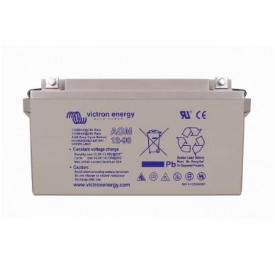 """""""Victron Energy"""" akumuliatorius AGM Deep Cycle Batt. 12V/90"""