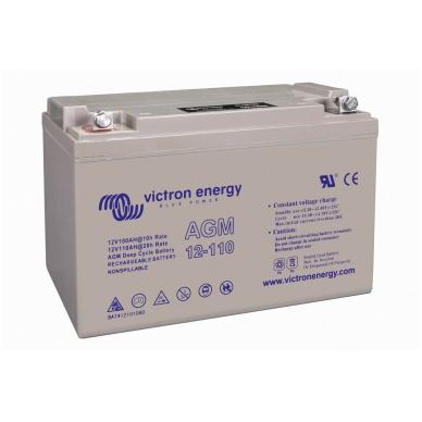 """""""Victron Energy"""" akumuliatorius AGM Super Cycle Batt. 12V/100"""